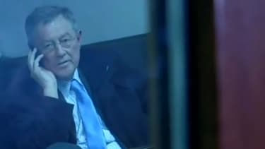 L'envoyé spécial de l'ONU en Crimée, Robert Serry, le 5 mars 2014.