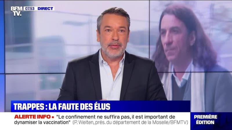 L'édito de Matthieu Croissandeau: Trappes, la faute des élus - 12/02