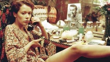 "Sylvia Kristel dans ""Emmanuelle"" (1973)"