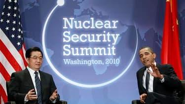 La Chine partage les inquiétudes des Etats-Unis sur le programme nucléaire iranien et a ordonné à ses représentants à l'Onu de travailler à l'élaboration d'une résolution sanctionnant Téhéran, a déclaré un responsable américain après un entretien entre le