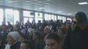 Un rassemblement en mémoire de Melisa a eu lieu dimanche à Bobigny, avant une marche blanche en mémoire de la fillette.