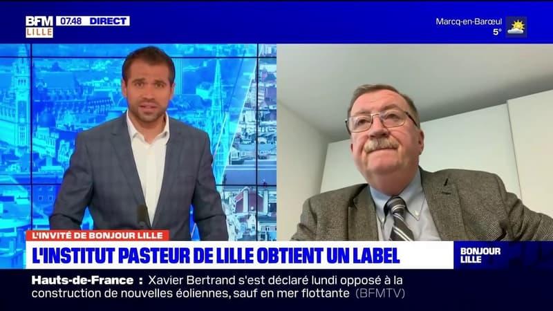 Lille: l'Institut Pasteur travaille sur la création d'un médicament contre le Covid-19