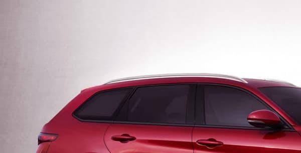 La Giulia n'est pas encore disponible en Grande-Bretagne, premier marché pour les berlines de cette taille en Europe.