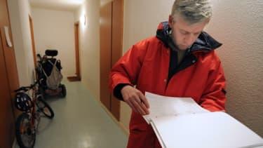Les agents recenseurs, ici à Rennes, peuvent être des employés de la Mairie ou bien recrutés pour l'occasion.