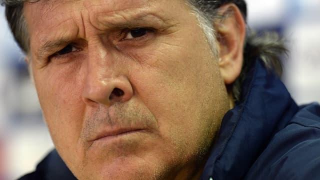 Tata Martino, coach du Barça