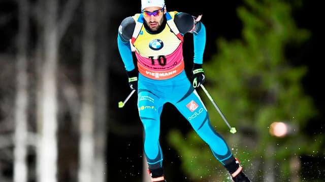 Martin Fourcade fait partie des biathlètes à vouloir faire plus pour combattre le dopage.
