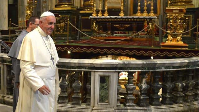Le pape François s'est dit prêt à se rendre sur place, même s'il reconnaît que ce ne serait pas une bonne idée pour le moment.