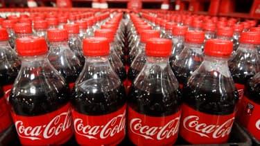 Coca-Cola a vu son chiffre d'affaires baisser de 3% au deuxième trimestre 2013.