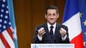 """S'exprimant devant 300 étudiants de l'université de Columbia, à New York, Nicolas Sarkozy a appelé lundi les Etats-Unis à travailler avec l'Europe à la régulation de la finance, estimant que seules les deux puissances étaient en mesure d'inventer """"une nou"""