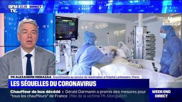 Les séquelles du coronavirus - 12/07