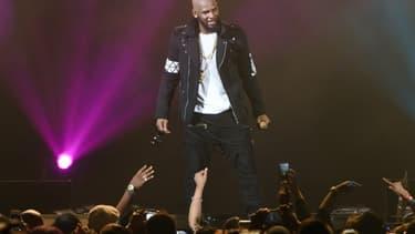 R. Kelly en concert à Chicago en mai 2016