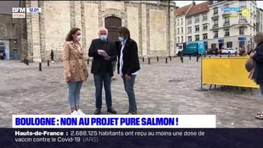 Boulogne-sur-Mer: une manifestation ce samedi pour protester contre un projet d'élevage de saumons
