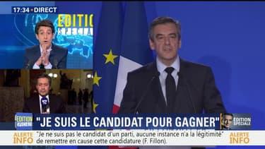 """Georges Fenech: """"Nous sommes tous derrière François Fillon"""""""