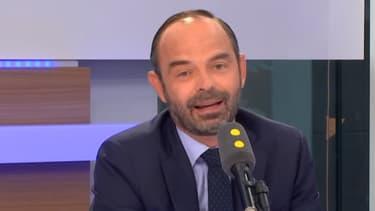 Edouard Philippe, mardi mardi sur Franceinfo.