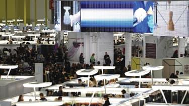 Le salon Première Vision a été l'occasion pour les industriels de la mode de trouver des tissus et des matières innovantes.