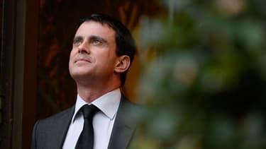 Manuel Valls, nommé Premier ministre