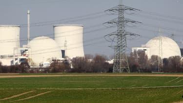 Les opérateurs de centrales nucléaires allemands vont être remboursé du montant d'un impôt perçu par le gouvernement mais jugé anticonstitutionnel. (image d'illustration)