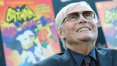 Adam West, ici en 2016