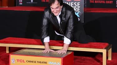 Quentin Tarantino, le 5 janvier 2016