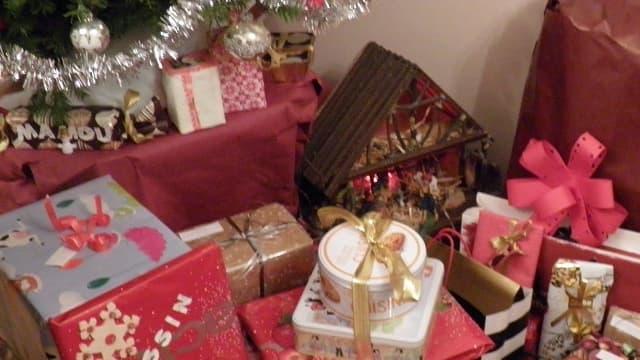 Le père de famille ne s'en est rendu compte que lundi matin, lorsqu'il a voulu déposer les présents, destinés aux enfants, au pied du sapin de Noël.