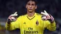 Gianluigi Donnarumma, gardien titulaire de l'AC Milan à 16 ans