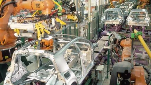 Entre l'automobile et l'aéronautique, il y a de nombreuses similitudes industrielles