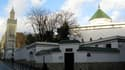 La grande mosquée de Paris en 2008