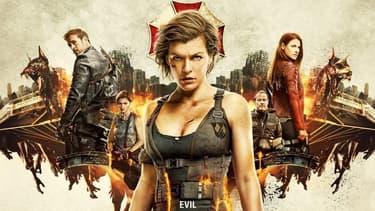 Resident Evil : Chapitre final, sorti en 2016