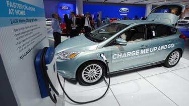 Ford va lancer en Chine une gamme complète de véhicules propres (image d'illustration)