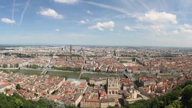 Grâce au volontarisme de certains élus locaux, des métropoles, comme ici celle de Lyon, séduisent de plus en plus les investisseurs étrangers.