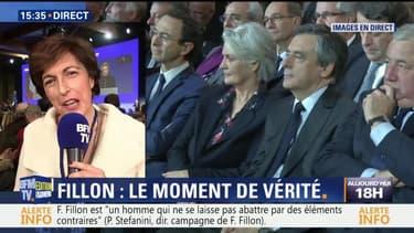 Meeting de François Fillon au Zénith: Le couple ovationné à leur arrivée (2/3)