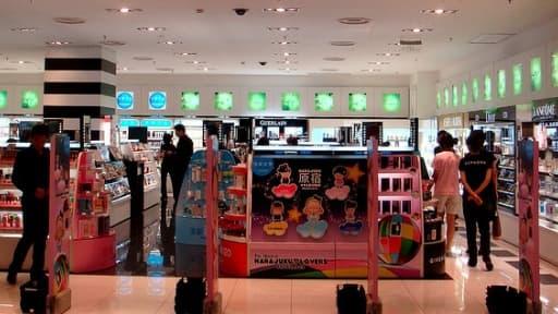 """La marque française Sephora est le partenaire de """"The Beauty Academy"""", la téléréalité chinoise produite par un Français."""