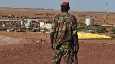 Les quatre otages ont été enlevés sur leur lieu de travail, un site d'Areva au Niger.