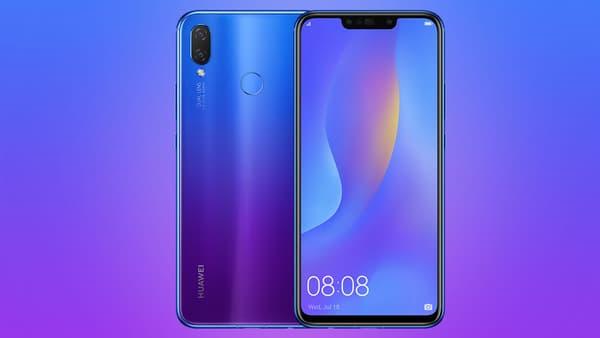 Le Huawei P Smart+