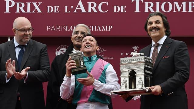 Lanfranco Dettori est le jockey le plus titré avec six succès