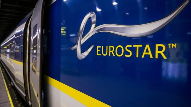 La compagnie transmanche Eurostar a annoncé un accord de financement de 290 millions d'euros