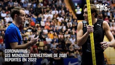 Coronavirus : Les Mondiaux d'athlétisme 2021 reportés en 2022