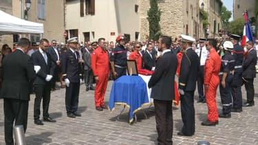 Les obsèques de Franck Fesneau ce mercredi.