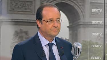 François Hollande a promis une mesure fiscale pour les contribuables modestes en septembre