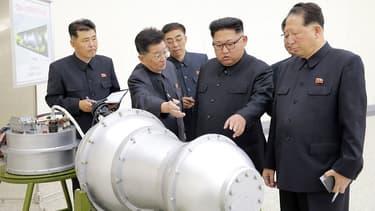 L'essai nucléaire mené par la Corée du Nord a provoqué un regain de tensions entre Pyongyang et Séoul