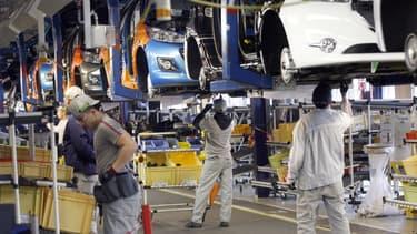 Un ouvrier était accidentellement décédé sur le site PSA de POissy (image d'illustration).