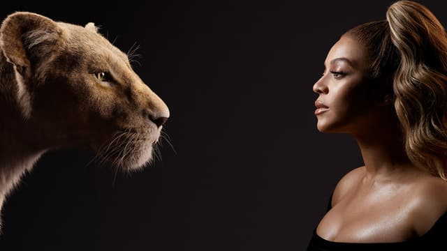 Beyoncé et Nala