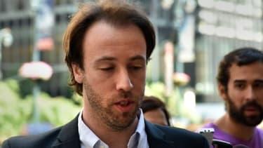 """Pablo Lopez, ministre Argentin des Finances, négocie avec les fonds """"vautours""""."""