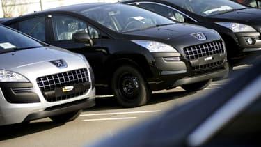 Le marché est très soutenu par les constructeurs français, grâce à de nouveaux modèles lancés ou revus récemment: la Peugeot 3008, chez Renault la Capture et la Mégane, chez Citroën la C3.