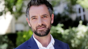 Florian Bachelier, le 19 juin 2017, à Paris.