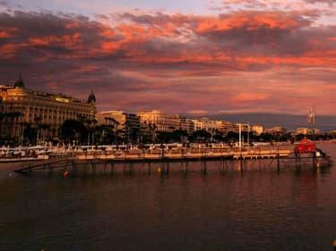 La ville de Cannes