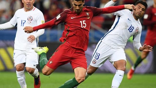 Le Portugal et le Chili se neutralisent à Kazan.