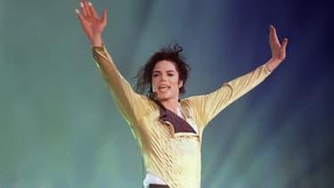 Michael Jackson en concert à Brunei en 1996