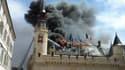 L'hotel de ville de La Rochelle a été ravagé par un incendie le 28 juin.
