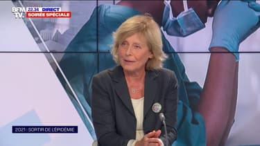 """Pr Autran: """"Le vaccin peut théoriquement nous aider à casser la gravité de la pandémie, mais on ne sait pas encore s'il va casser la transmission"""""""